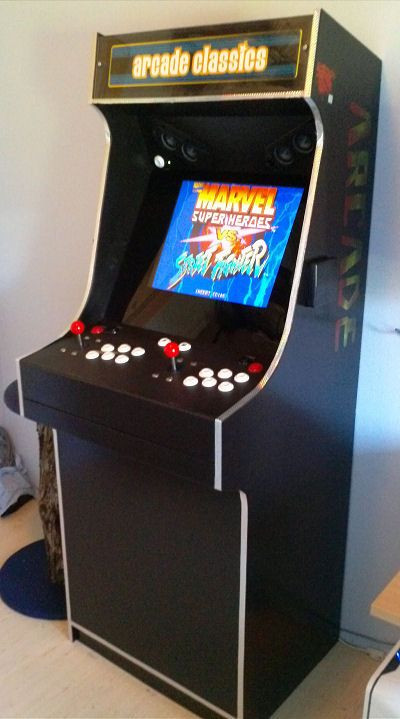 Best ideas about Mame Arcade Cabinet . Save or Pin Project MAME Other Mame cabinets based on the Project Now.