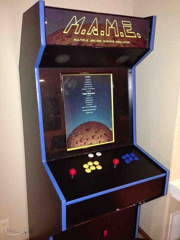 Best ideas about Mame Arcade Cabinet . Save or Pin 19 best Best mame cabinet images on Pinterest Now.