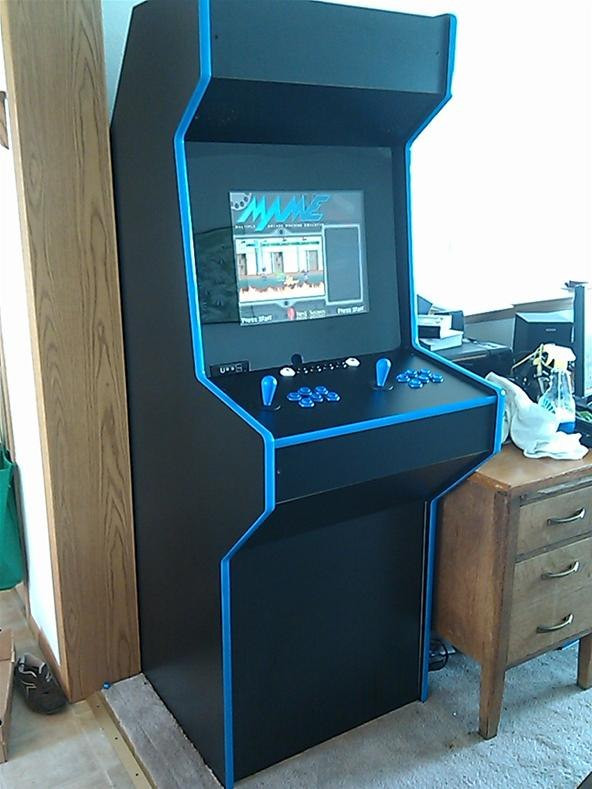 Best ideas about Mame Arcade Cabinet . Save or Pin MAME Arcade cabinet WonderHowTo pany Now.