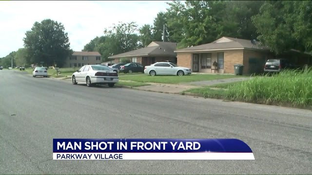 Best ideas about Man Shot In Backyard . Save or Pin Man extremely critical after being shot in front yard Now.