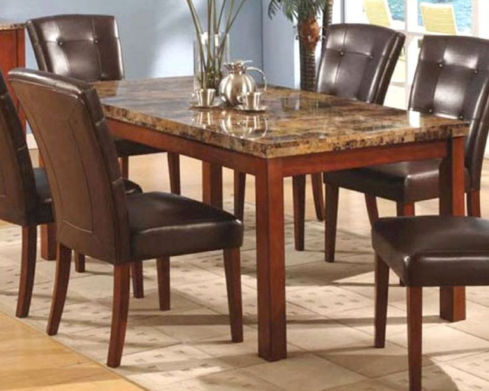 Best ideas about Marble Top Dining Table . Save or Pin Marble Top Dining Table MO 8812TB Now.