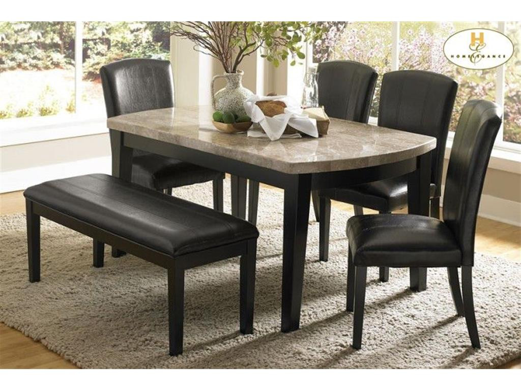 Best ideas about Marble Top Dining Table . Save or Pin Marble Top Dining Table Set Room Now.