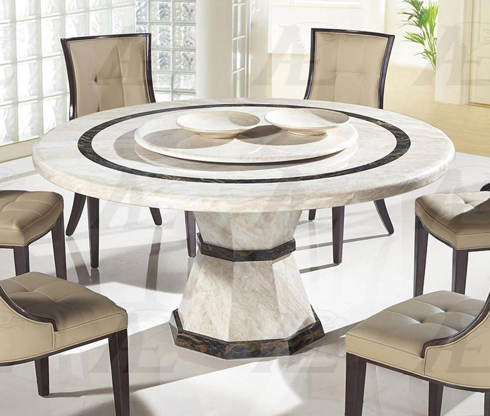 Best ideas about Marble Top Dining Table . Save or Pin American Eagle DT H38 Beige Marble Top Round Dining Table Now.