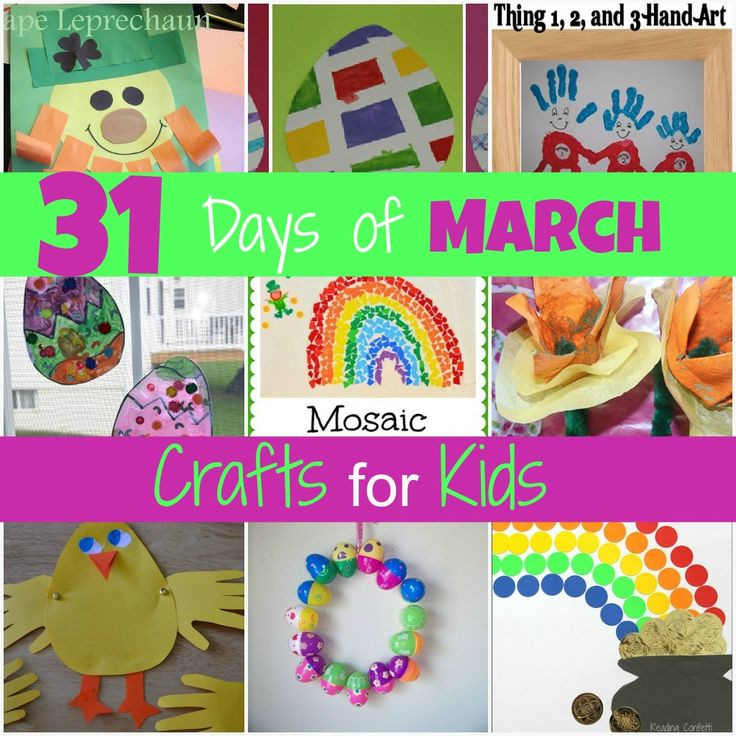 Best ideas about March Crafts For Kids . Save or Pin Best 25 March crafts ideas on Pinterest Now.
