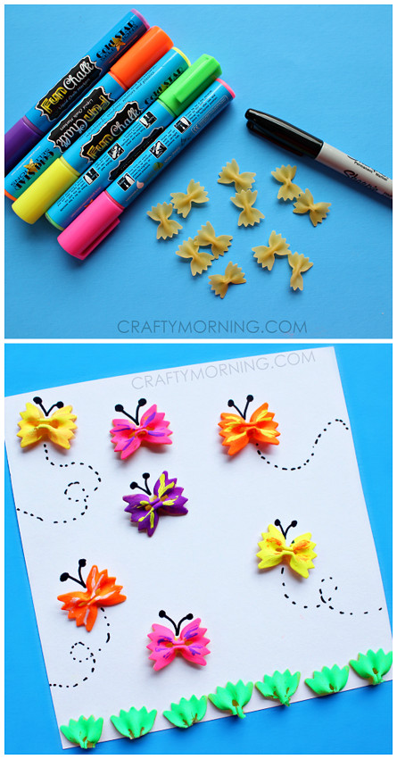 Best ideas about March Crafts For Kids . Save or Pin National Craft Month 12 Perfect DIY Crafts Now.
