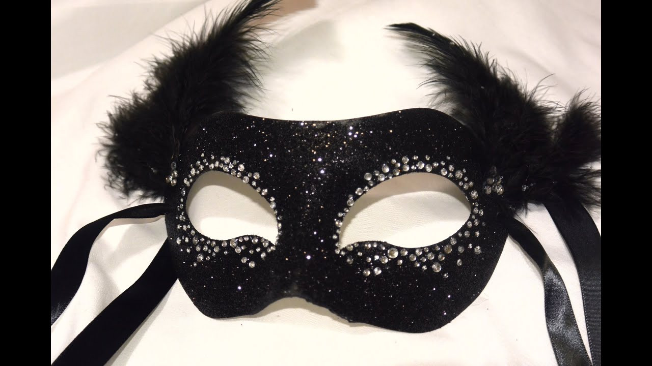 """Best ideas about Masquerade Masks DIY . Save or Pin Masquerade Mask """" Night Sky"""" DIY Now."""