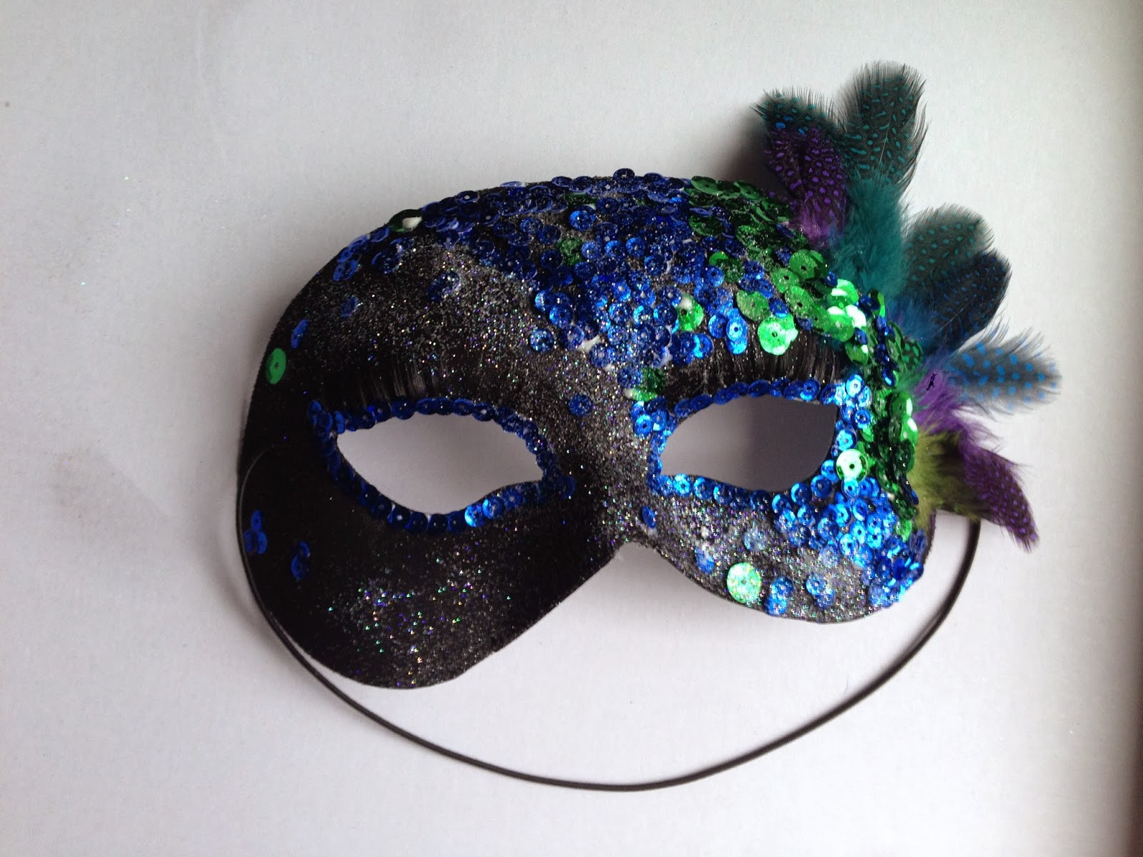 Best ideas about Masquerade Masks DIY . Save or Pin Super Simple DIY Masquerade Mask Now.