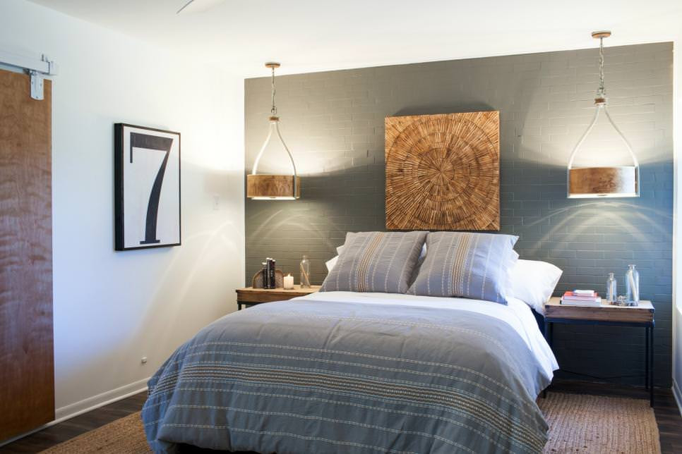 Best ideas about Master Bedroom Accent Wall . Save or Pin 25 Accent Wall Paint Designs Decor Ideas Now.