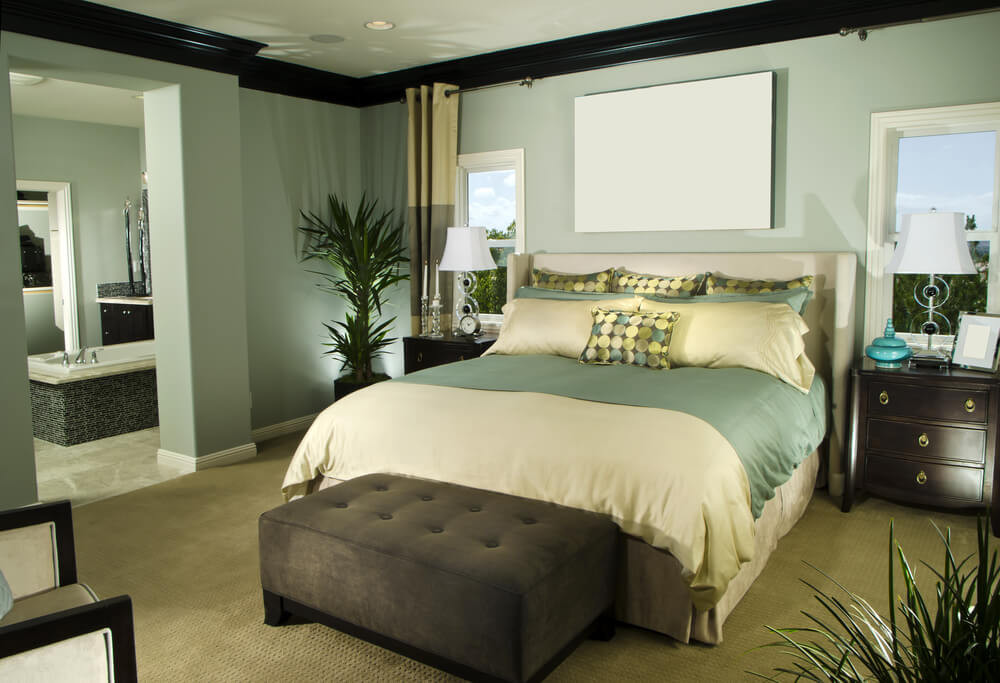 Best ideas about Master Bedroom Accent Wall . Save or Pin 138 Luxury Master Bedroom Designs & Ideas s Home Now.