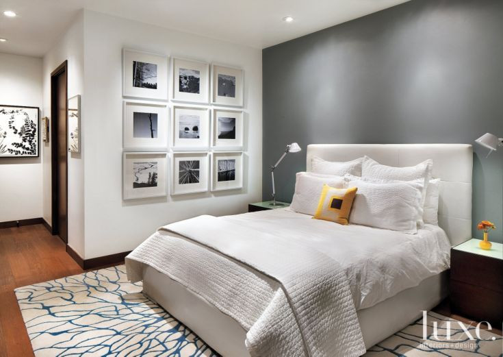 Best ideas about Master Bedroom Accent Wall . Save or Pin Best 25 Gray accent walls ideas on Pinterest Now.
