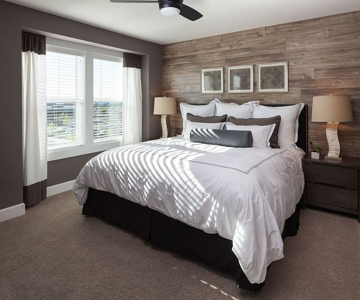 Best ideas about Master Bedroom Accent Wall . Save or Pin 25 best ideas about Accent wall bedroom on Pinterest Now.