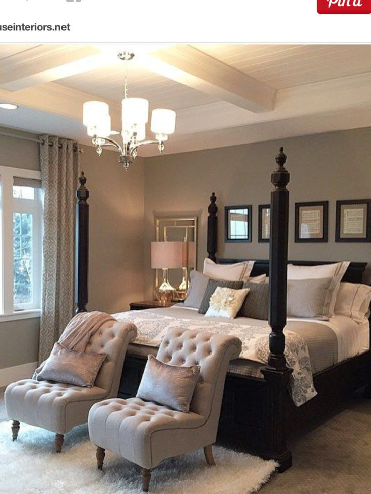Best ideas about Master Bedroom Decor . Save or Pin 25 best ideas about Gray bedroom on Pinterest Now.
