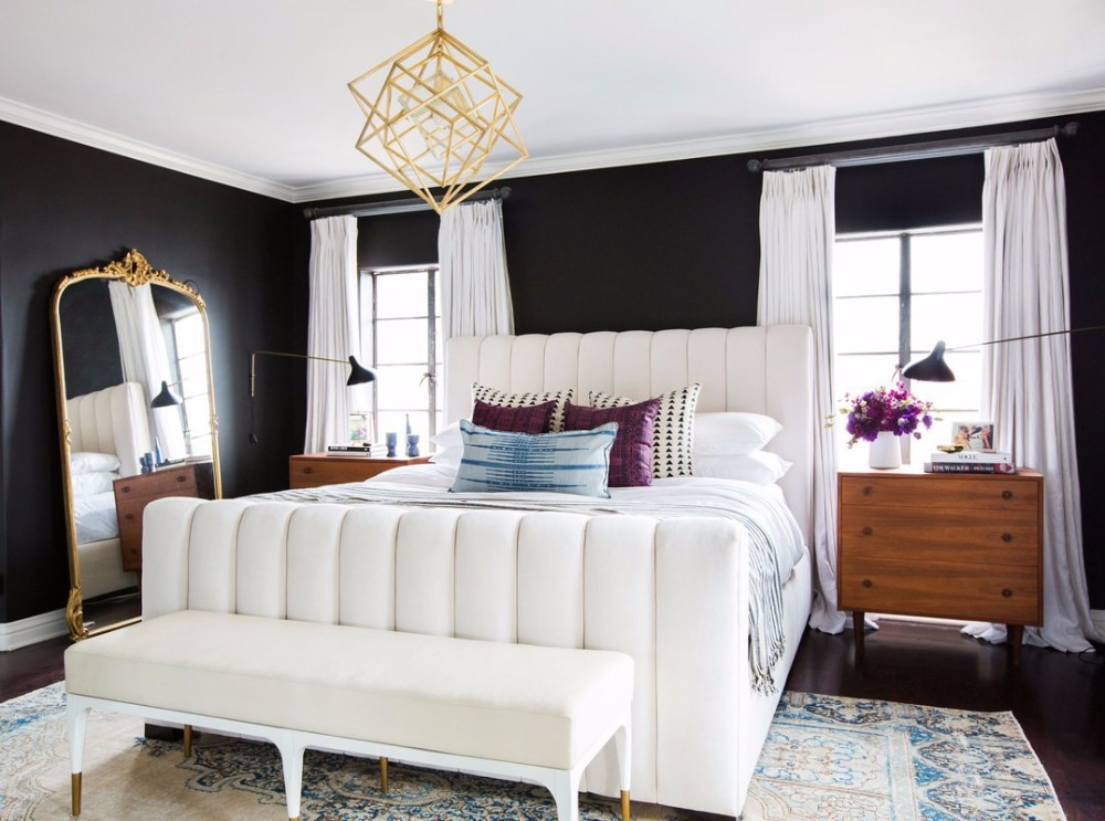 Best ideas about Master Bedroom Decor . Save or Pin Luxury Master Bedrooms By Famous Interior Designers Now.
