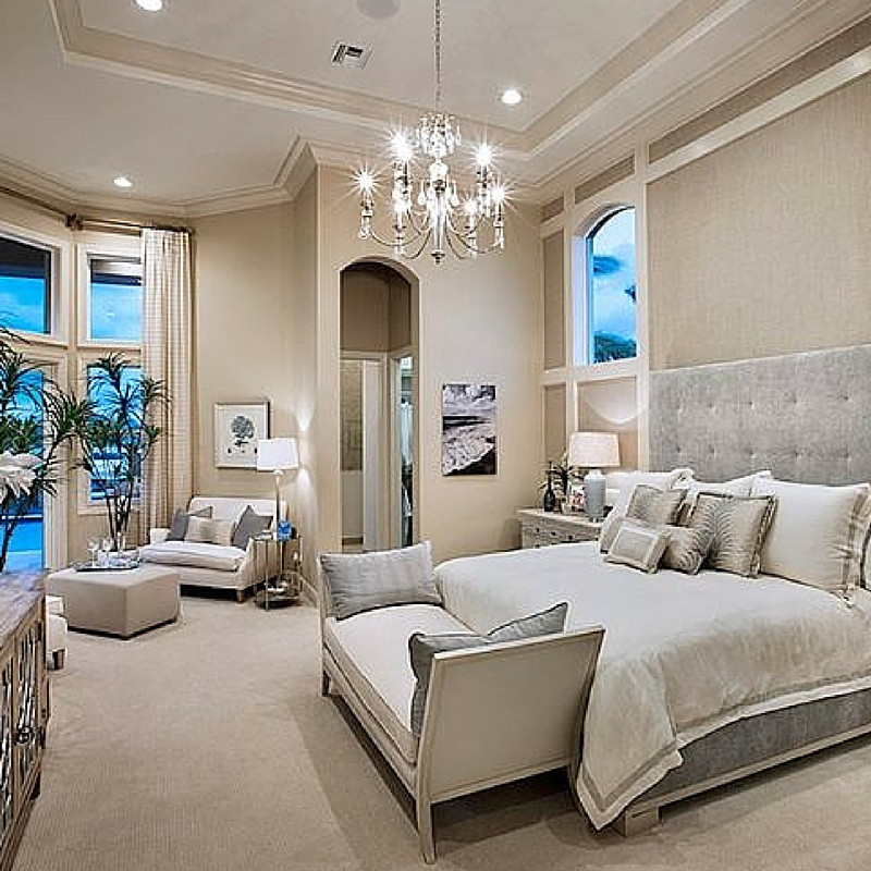 Best ideas about Master Bedroom Decor . Save or Pin 20 Gorgeous Luxury Bedroom Ideas Now.