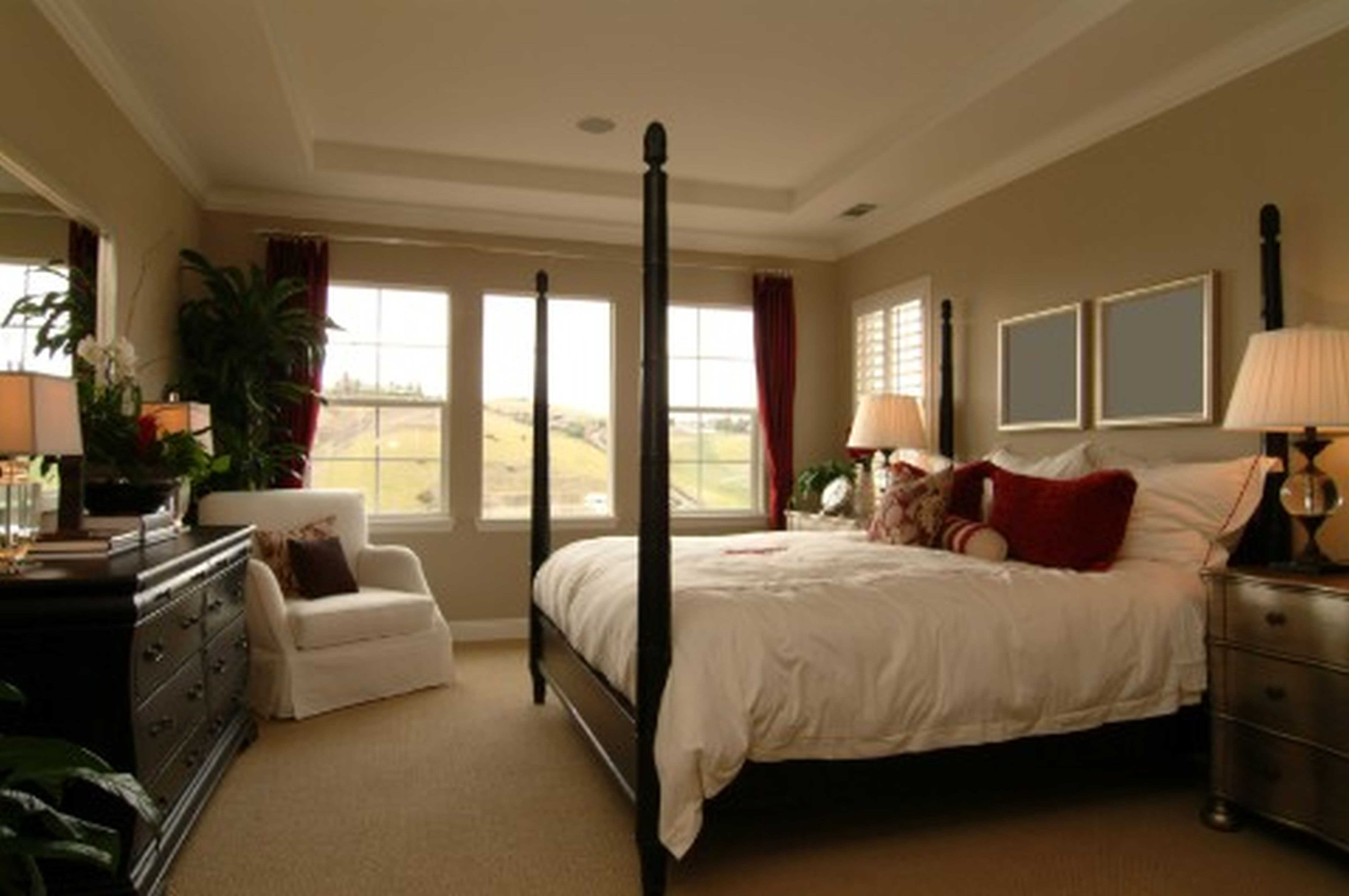 Best ideas about Master Bedroom Decor . Save or Pin Interior Design Bedroom Ideas A Bud Now.
