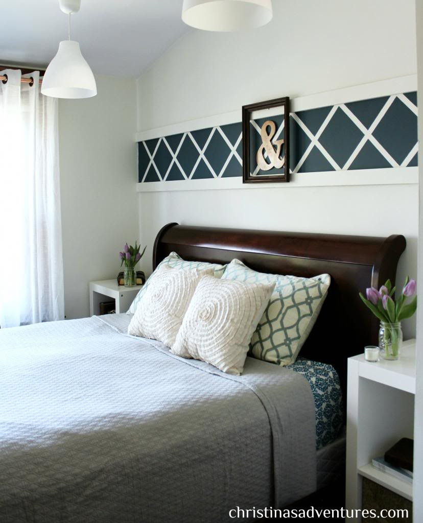 Best ideas about Master Bedroom Decor . Save or Pin Our Master Bedroom the Bed Decor Christinas Now.