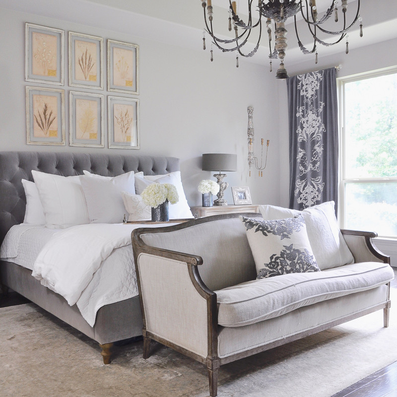 Best ideas about Master Bedroom Decor . Save or Pin Master Bedroom Decor Gold Designs Now.