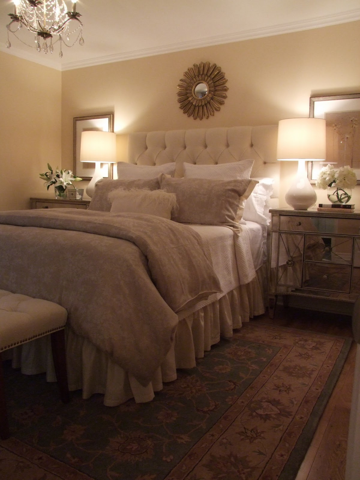 Best ideas about Master Bedroom Decor . Save or Pin CREED Master Retreat 70 s Sidesplit Now.