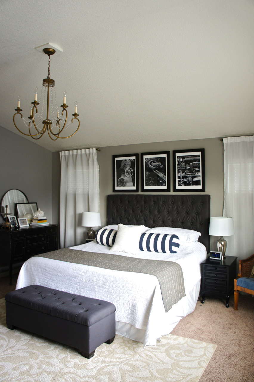 Best ideas about Master Bedroom Decor . Save or Pin Pretty Dubs MASTER BEDROOM TRANSFORMATION Now.
