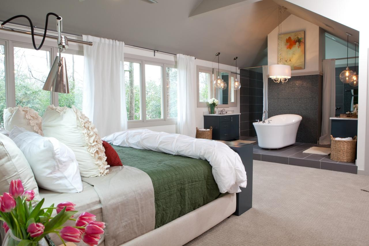 Best ideas about Master Bedroom Suite . Save or Pin How To Make The Most of Your Attic Master Bedroom Now.