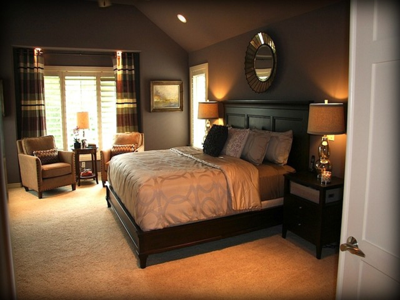 Best ideas about Master Bedroom Suite . Save or Pin Master suite bedroom ideas luxury master bedroom designs Now.