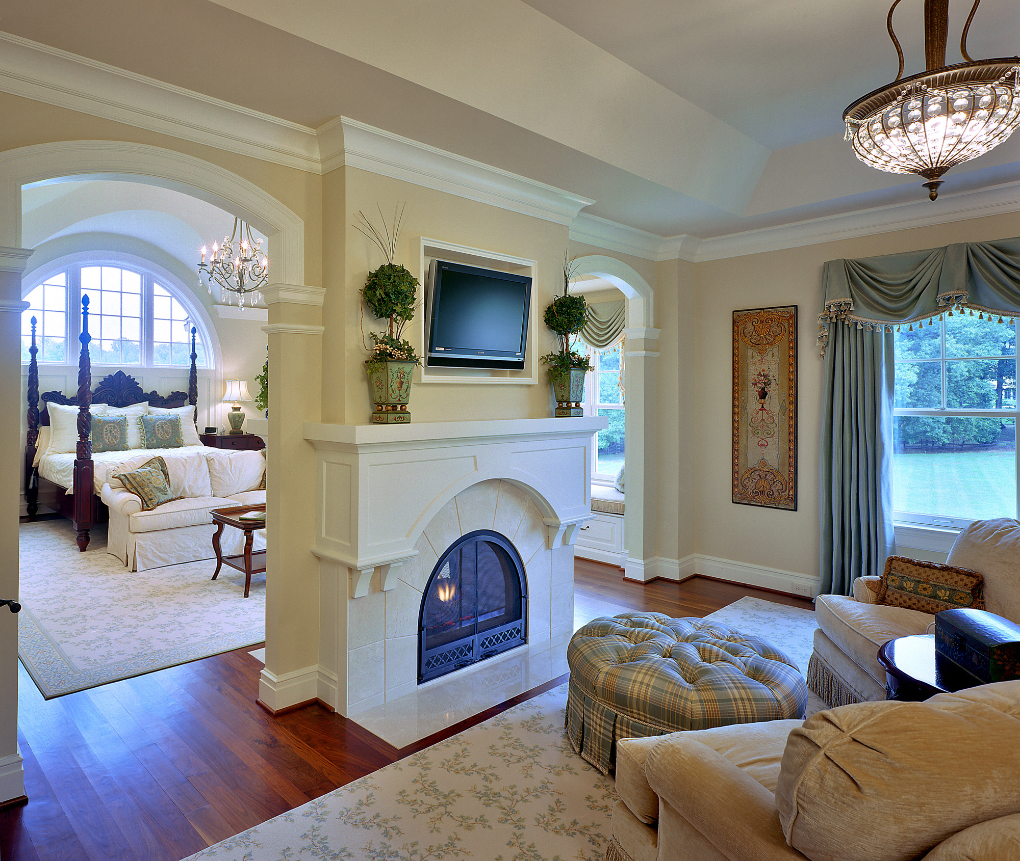 Best ideas about Master Bedroom Suite . Save or Pin Master Suites & Bedrooms Gallery Now.