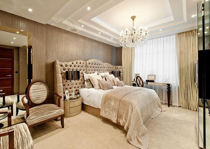 Best ideas about Master Bedroom Suite . Save or Pin 20 Modern Luxury Bedroom Designs Now.