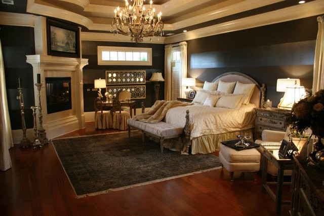 Best ideas about Master Bedroom Suite . Save or Pin Client Pergola Luxury Master Suite Traditional Bedroom Now.