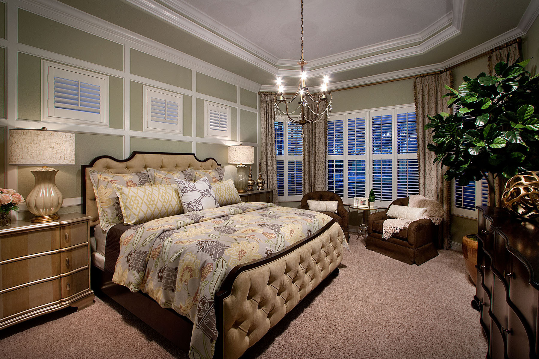 Best ideas about Master Bedroom Suite . Save or Pin Bougainvillea Luxury Model Home pleted at Runaway Bay Now.