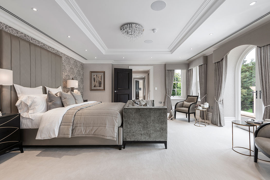 Best ideas about Master Bedroom Suite . Save or Pin Luxury panel doors fit for a mansion Now.