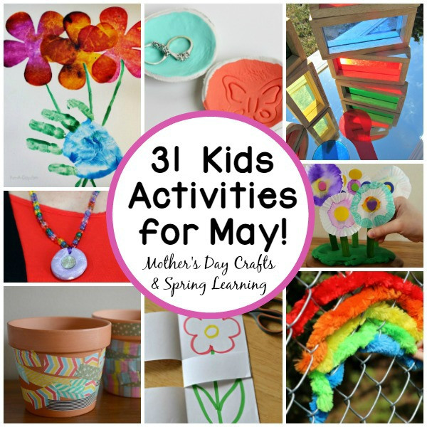 Best ideas about May Crafts For Kids . Save or Pin 31 May Crafts & Activities for Kids Where Imagination Grows Now.