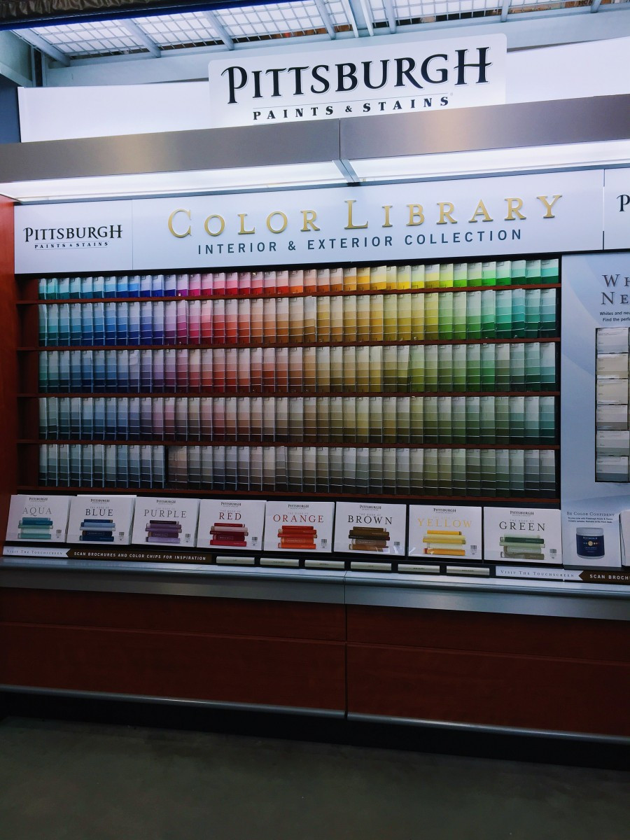 Best ideas about Menards Paint Colors . Save or Pin Decorating My fice Part 1 Her Heartland Soul Now.
