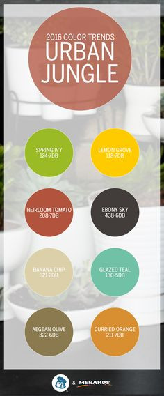 Best ideas about Menards Paint Colors . Save or Pin 1000 images about Color Trends 2016 on Pinterest Now.