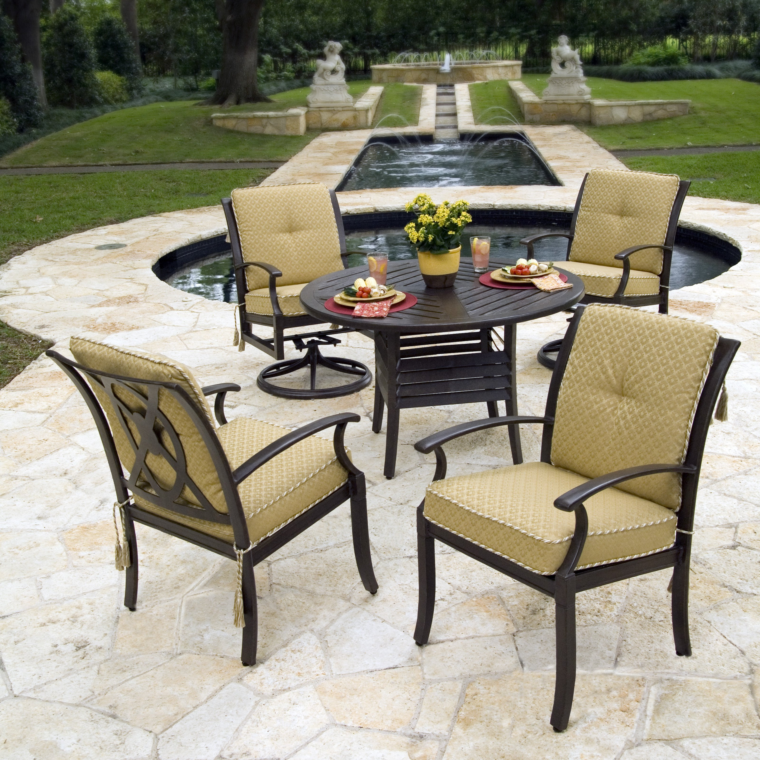 Best ideas about Menards Patio Furniture . Save or Pin Cool Exterior Design With Menards Patio Furniture As Sets Now.