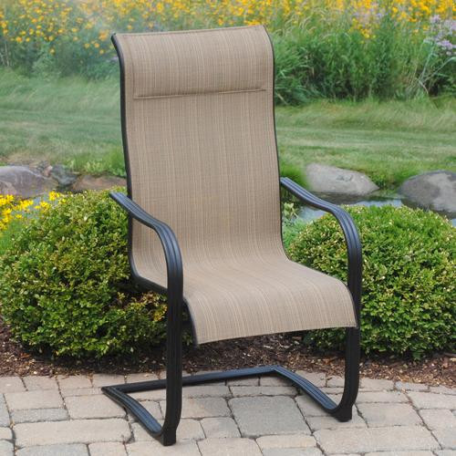 Best ideas about Menards Patio Furniture . Save or Pin Backyard Creations Cascade Falls Chair at Menards Now.
