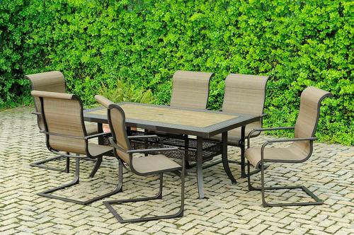 Best ideas about Menards Patio Furniture . Save or Pin Patio Dining Sets At Menards s pixelmari Now.