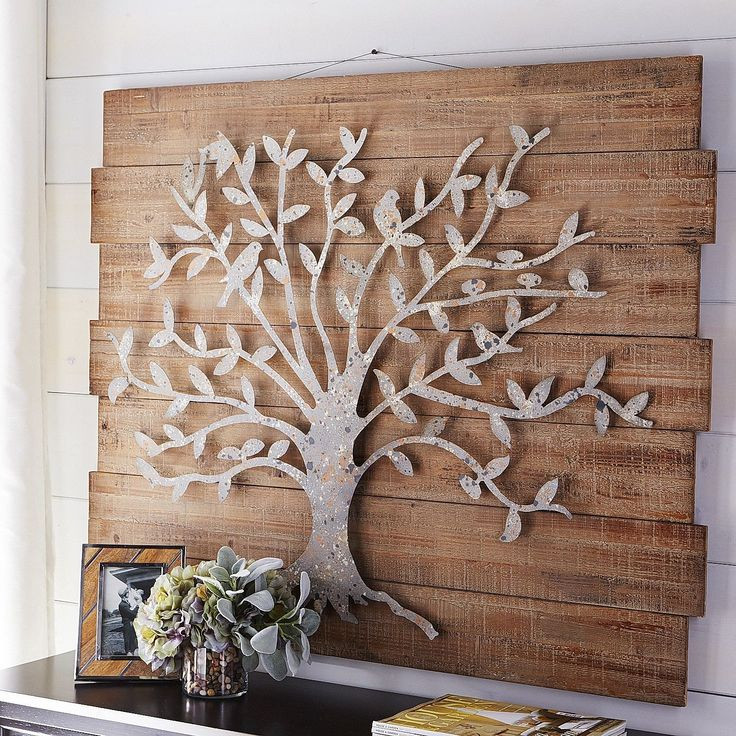 Best ideas about Metal Tree Wall Art . Save or Pin Metal Tree Wall Art Gallery Now.