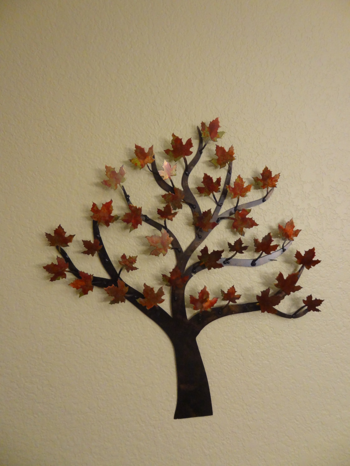 Best ideas about Metal Tree Wall Art . Save or Pin Maple tree Metal tree Wall art Art decor Now.