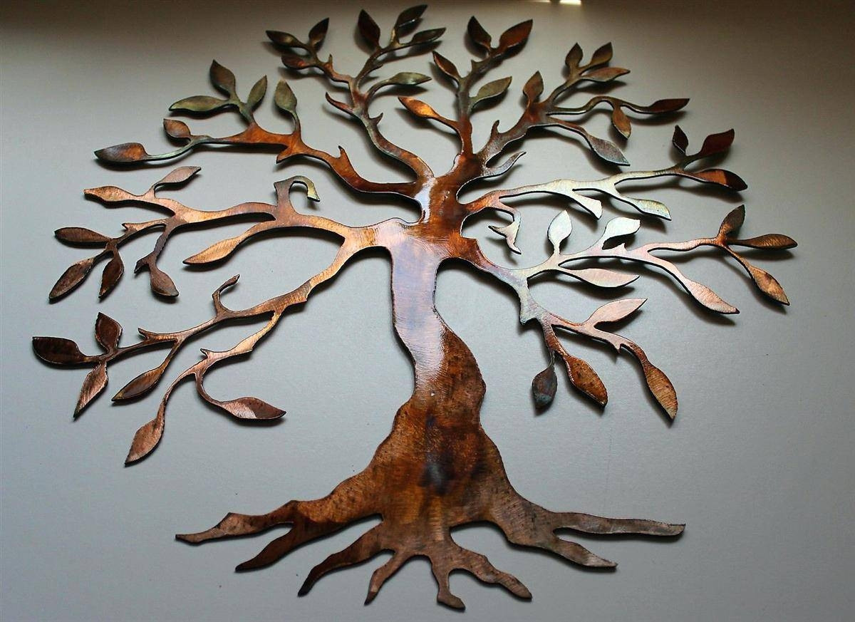 Best ideas about Metal Tree Wall Art . Save or Pin 2018 Latest Kohls Metal Tree Wall Art Now.
