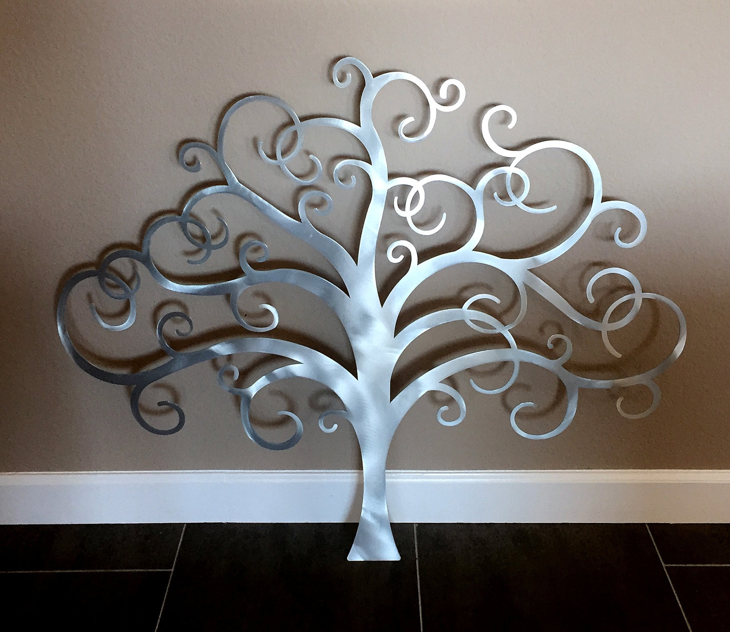 Best ideas about Metal Tree Wall Art . Save or Pin Metal Tree Wall Art Tree of Life Wall Decor Metal Tree Wall Now.