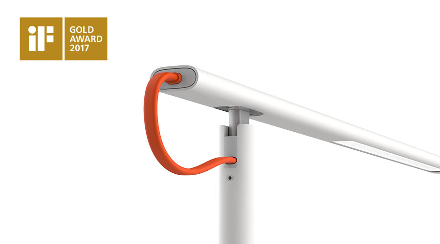 Best ideas about Mi Led Desk Lamp . Save or Pin Mi LED Desk Lamp Honored with iF Gold Award Yeelight Now.