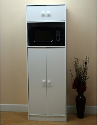 Best ideas about Microwave Pantry Cabinets . Save or Pin Microwave Pantry Cabinet with Microwave Insert Now.