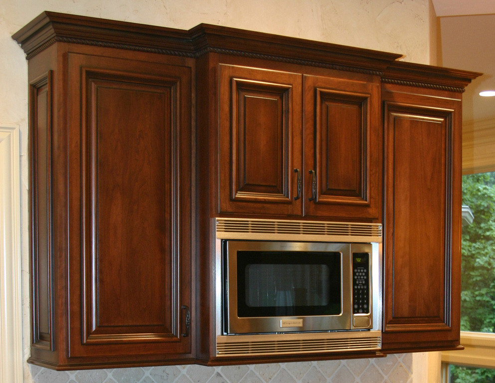 Best ideas about Microwave Pantry Cabinets . Save or Pin Beneficial Microwave Pantry Cabinet With Microwave Insert Now.