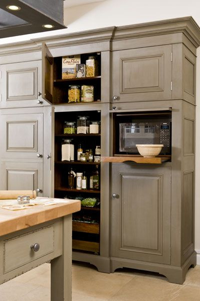 Best ideas about Microwave Pantry Cabinets . Save or Pin Best 25 Microwave in pantry ideas on Pinterest Now.