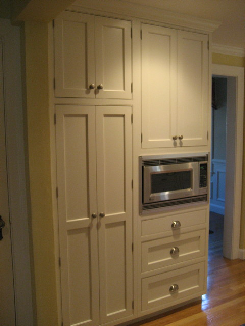 Best ideas about Microwave Pantry Cabinets . Save or Pin Pantry and microwave Now.