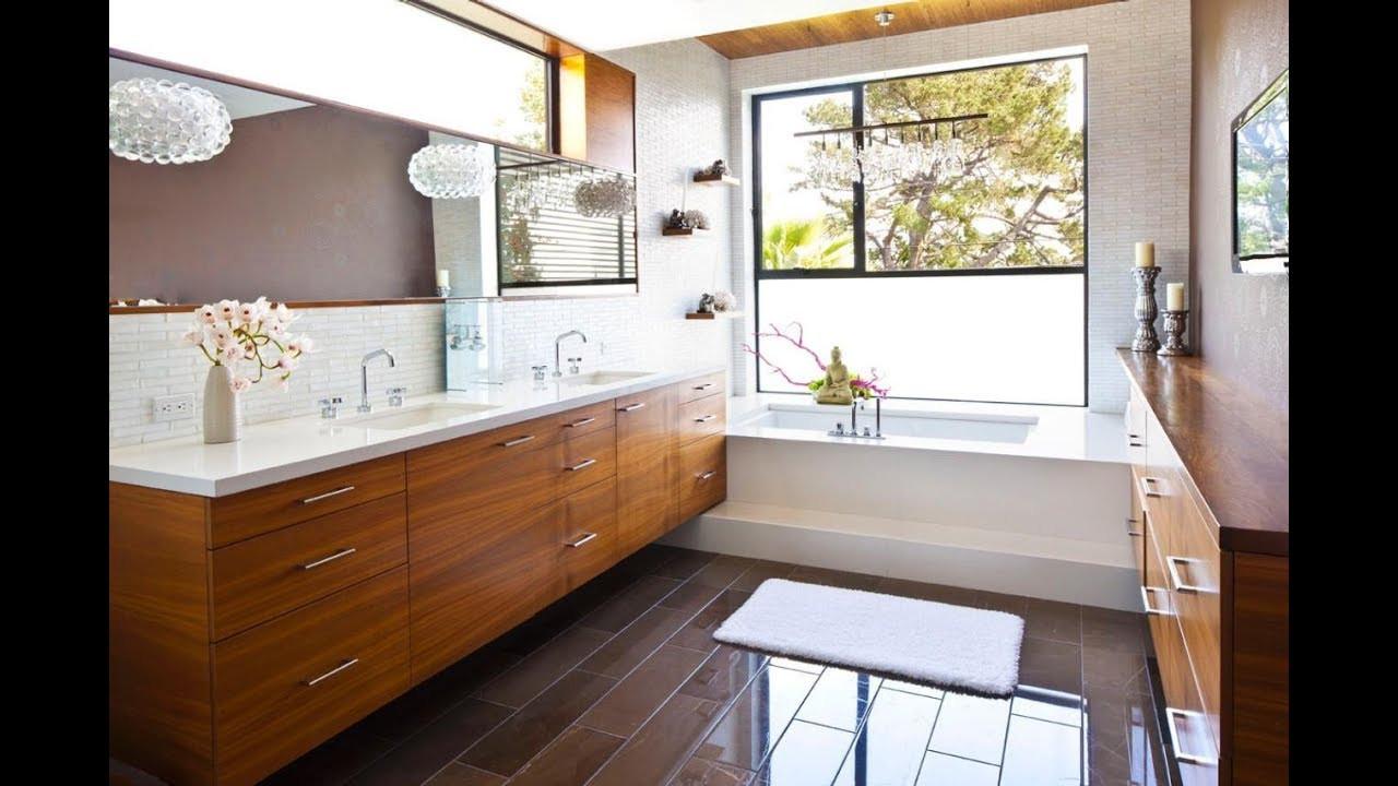 Best ideas about Mid Century Bathroom Vanity . Save or Pin Mid Century Bathroom Vanity Now.