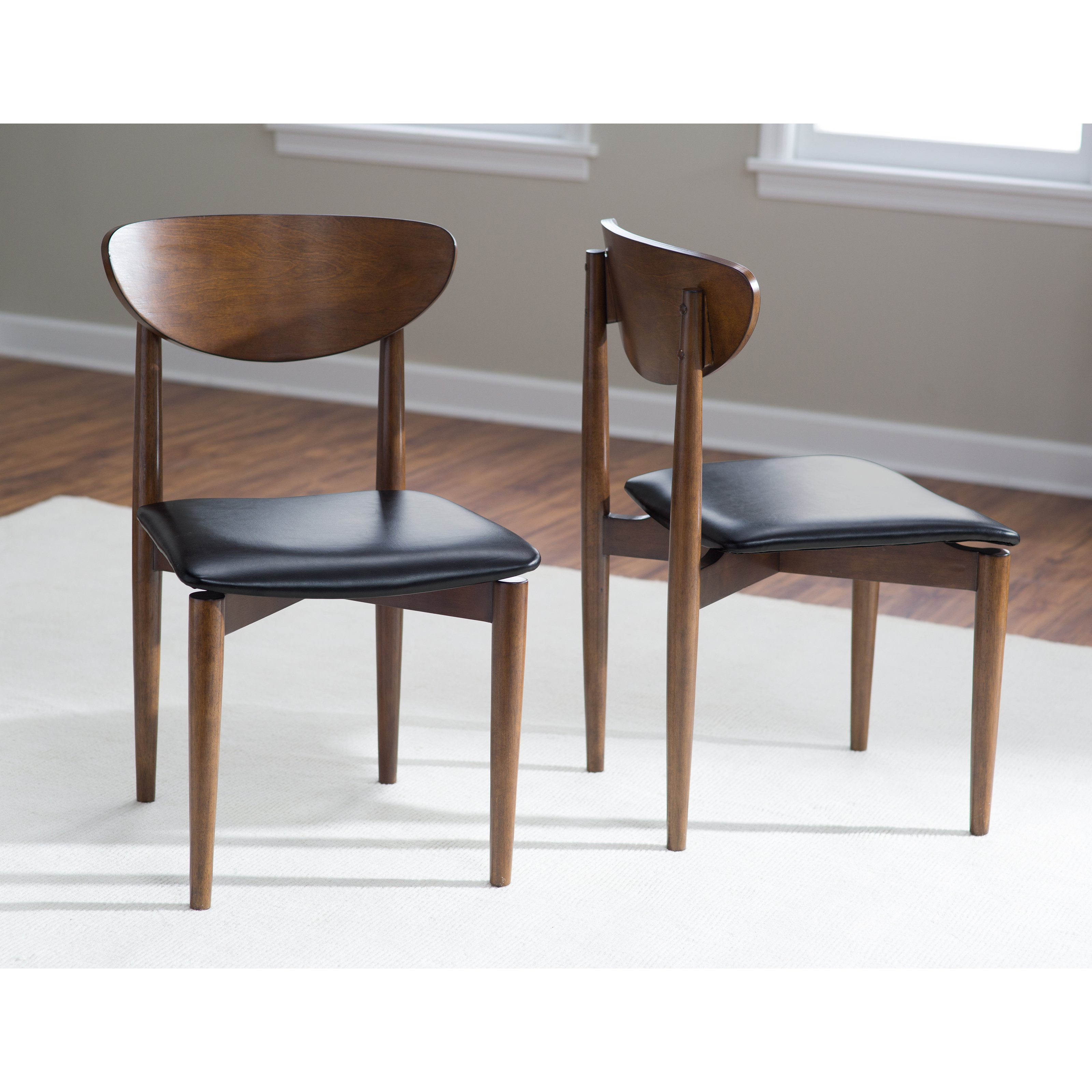 Best ideas about Mid Century Dining Chair . Save or Pin Belham Living Carter Mid Century Modern Dining Chair Set Now.