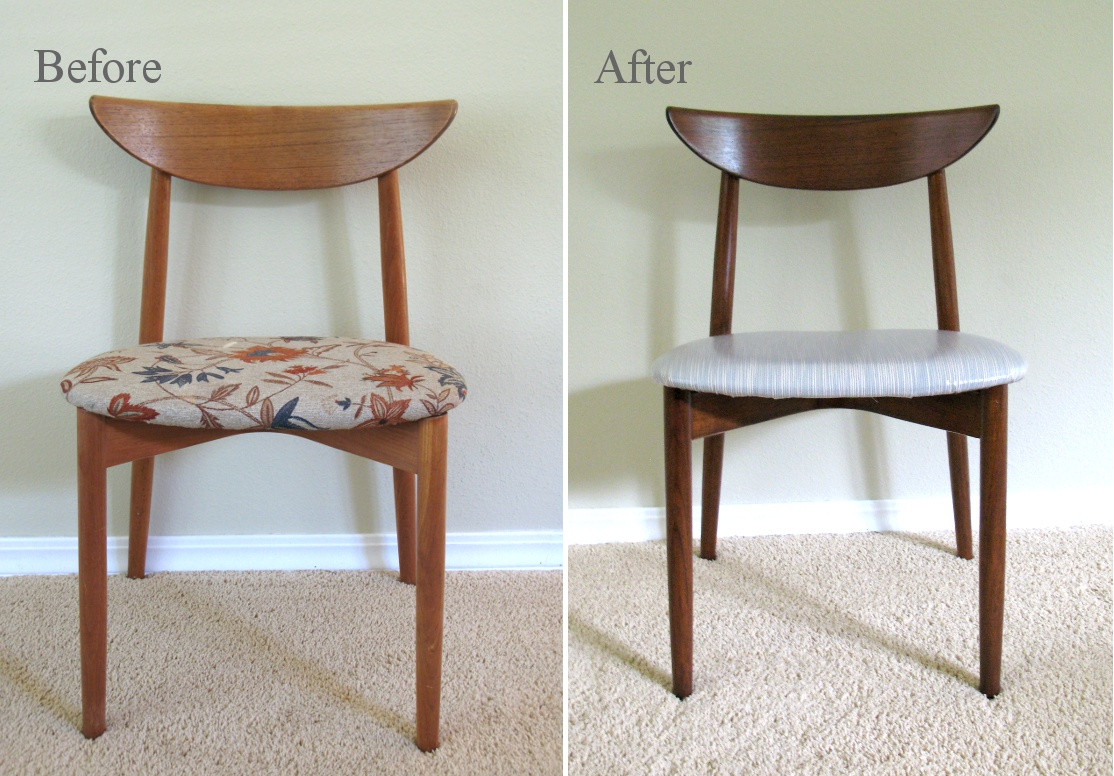 Best ideas about Mid Century Dining Chair . Save or Pin Modest Maven My Mid Century Modern Dining Chairs Now.