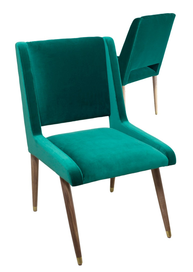 Best ideas about Mid Century Dining Chair . Save or Pin Mid Century Dining Chair in Regal Laguna Mid Century Now.