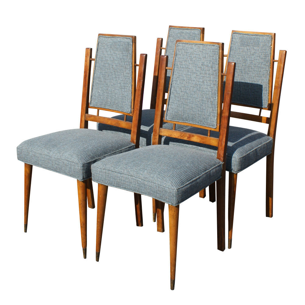 Best ideas about Mid Century Dining Chair . Save or Pin 4 Mid Century Modern Italian Dining Chairs Now.